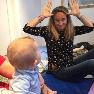 Juliette Atelier bébé signeur